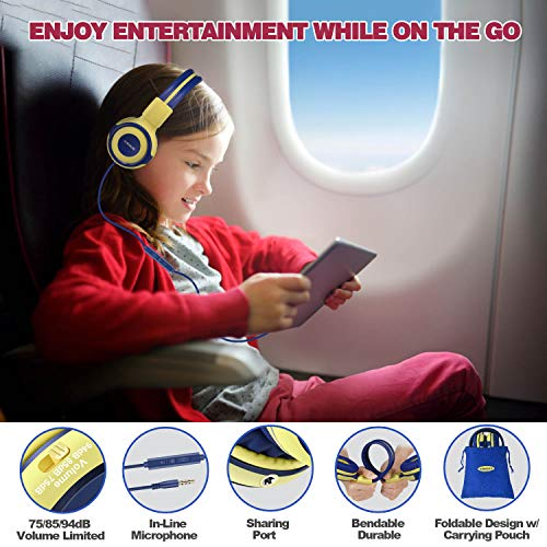 simolio kids headphones with photo 001 - SIMOLIO Kids Headphones with