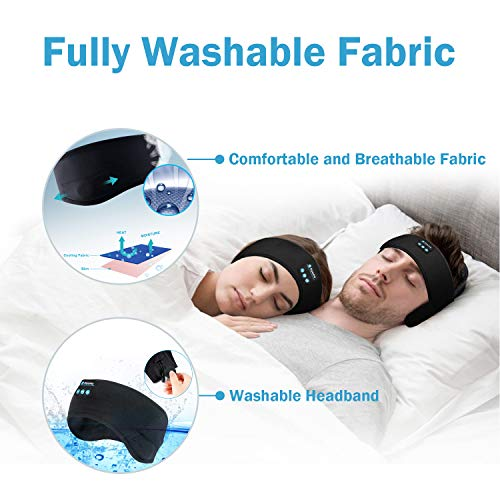 Sleep Headphones Bluetooth Headband,