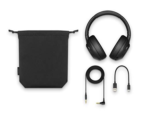 Sony WH-XB900N Wireless Noise