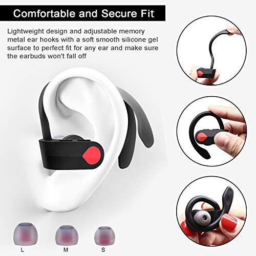true wireless earbuds bluetooth image 3 - True Wireless Earbuds Bluetooth