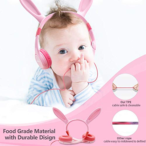 volume limiting kids headphones image 002 - Volume Limiting Kids Headphones