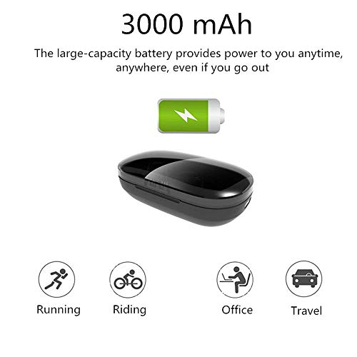 xeuming wireless earbuds hi fi photo 2 - XEUMING Wireless Earbuds Hi-Fi