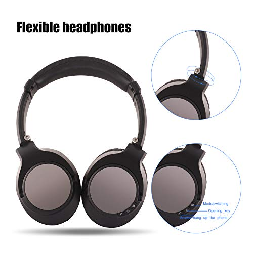 YHhao Headphones, 90°Rotation Axis