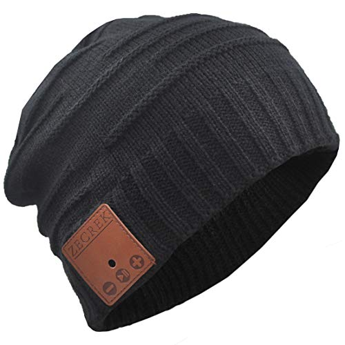 ZecRek Bluetooth Beanie Hat