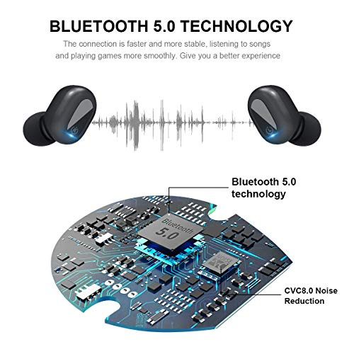 bluetooth 50 true wireless picture 1 - Bluetooth 5.0 True Wireless