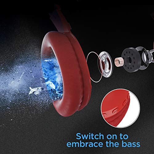 Bluetooth Headphones, Letscom Wireless