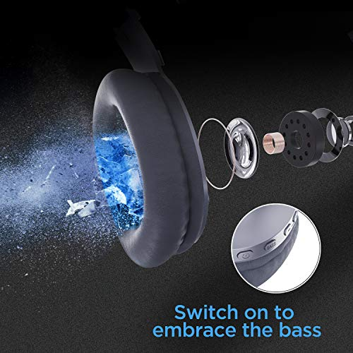 bluetooth headphones letscom wireless picture 002 - Bluetooth Headphones, Letscom Wireless