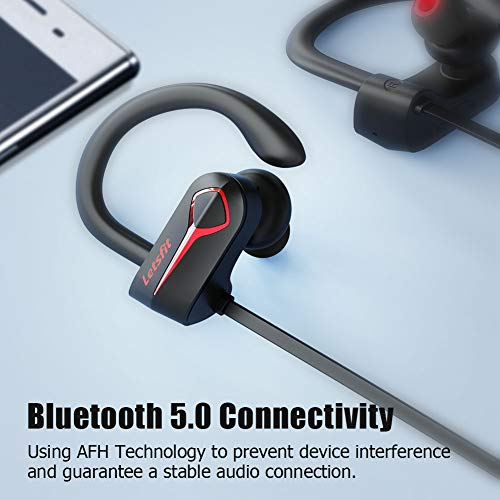 Bluetooth Headphones, Letsfit Wireless