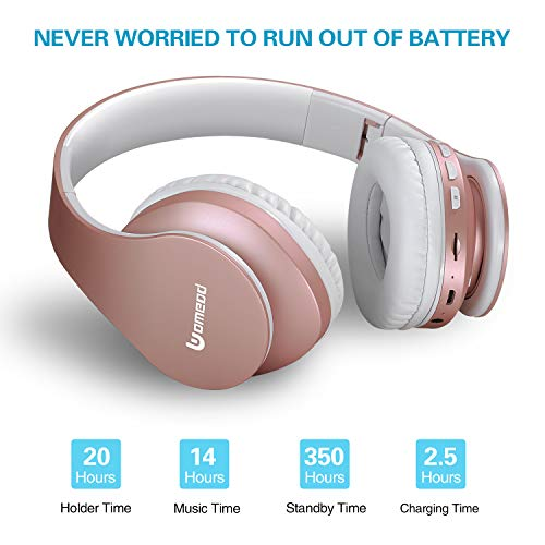 bluetooth headphones wireless uomeod image 002 - Bluetooth Headphones Wireless, Uomeod