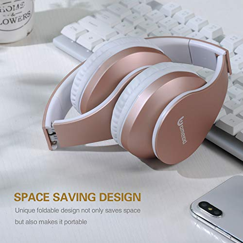 Bluetooth Headphones Wireless, Uomeod