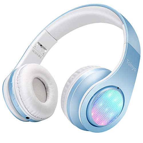 Kids Bluetooth Headphones Over
