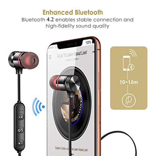 Wireless Bluetooth Headphones, HD