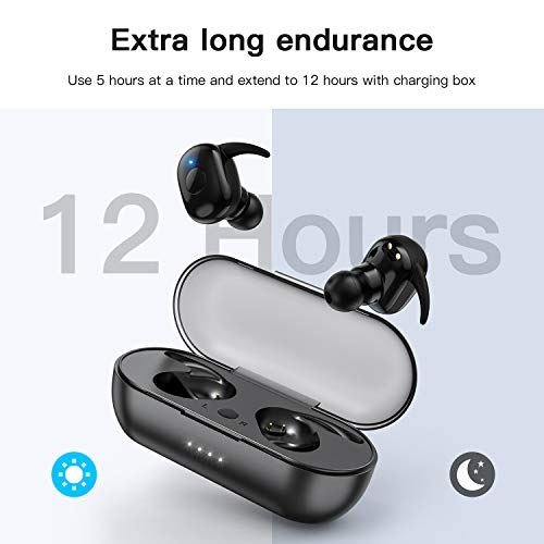 wireless earbuds bluetooth 50 photo 02 - Wireless Earbuds, Bluetooth 5.0