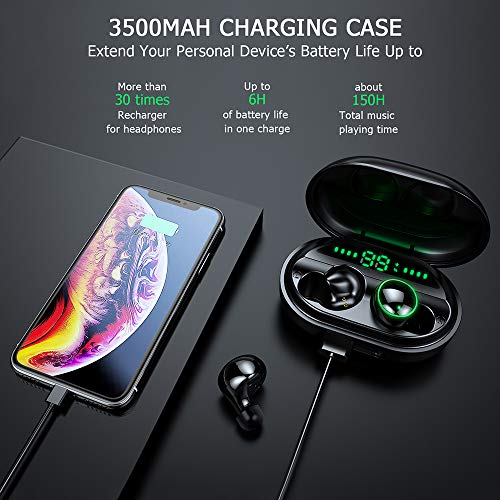 wireless earbuds bluetooth 50 photo 2 - Wireless Earbuds, Bluetooth 5.0