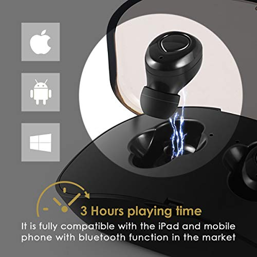wireless earbuds bluetooth 50 picture 2 - Wireless Earbuds, Bluetooth 5.0