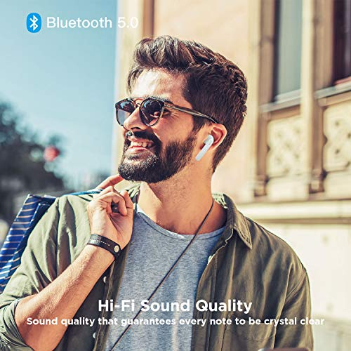 wireless earbuds letsfit bluetooth image 002 - Wireless Earbuds, Letsfit Bluetooth