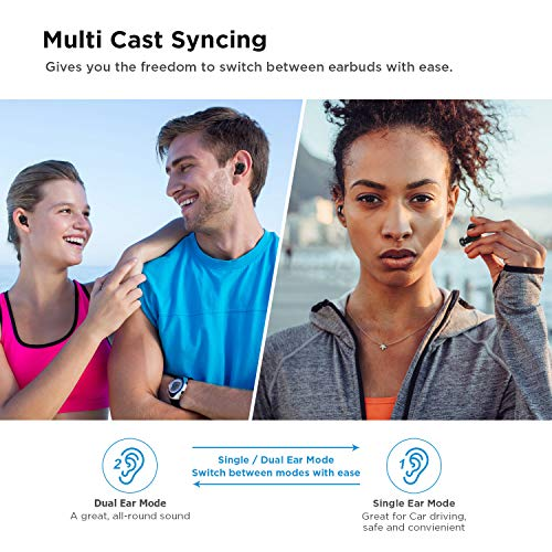 Wireless Earbuds, Letsfit Bluetooth