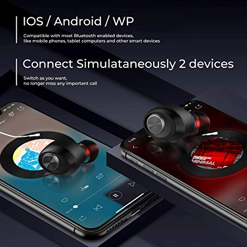 wireless headphones beegod v50 photo 2 - Wireless Headphones, beegod V5.0