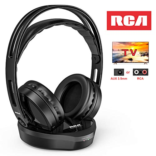 wireless tv headphones rca image 1 - Wireless TV Headphones, RCA