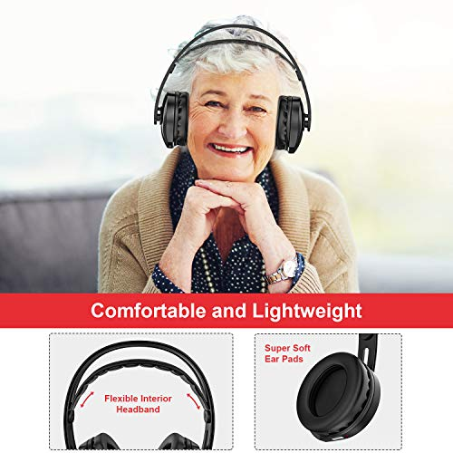 Wireless TV Headphones, RCA