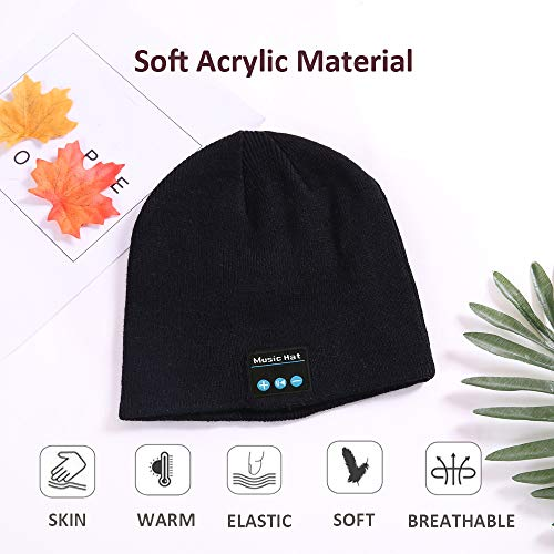 Bluetooth Beanie Hat Bluetooth