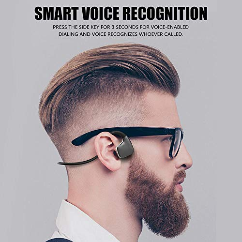 bluetooth bone conduction headphones wireless photo 1 - Bluetooth Bone-Conduction Headphones Wireless