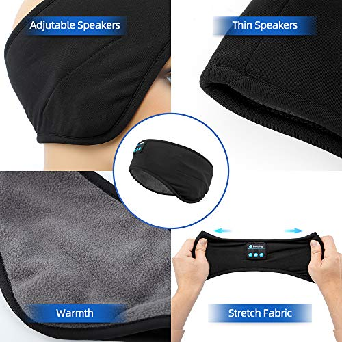 Bluetooth Fleece Ear Warmer