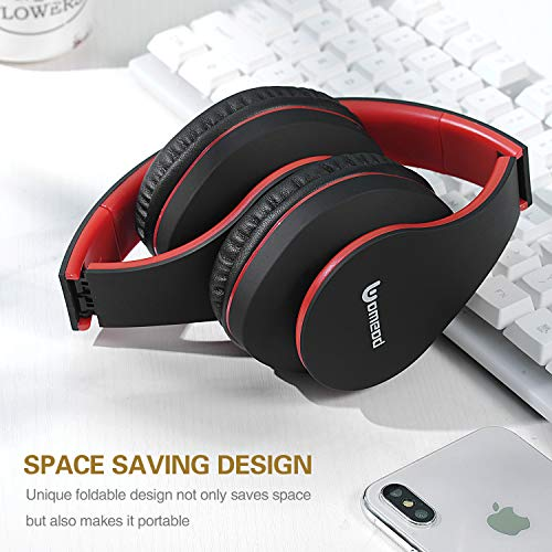 bluetooth headphones wireless uomeod image 01 - Bluetooth Headphones Wireless, Uomeod