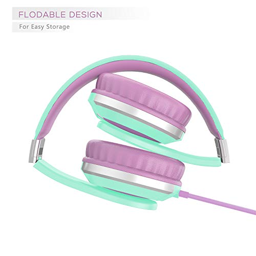 elecder i41 kids headphones picture 02 - Elecder i41 Kids Headphones,