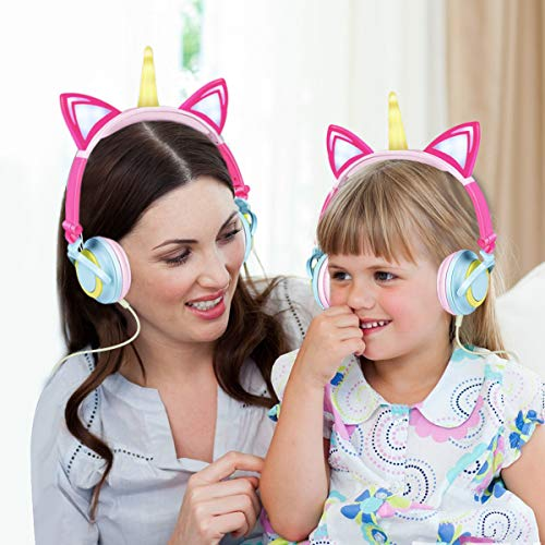 JYPS Unicorn Headphone Cat