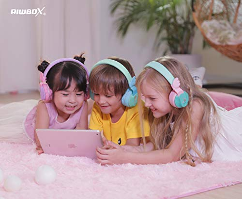 Kids Headphones, Riwbox BT05