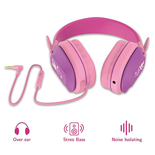 Kids Headphones, Riwbox CS6