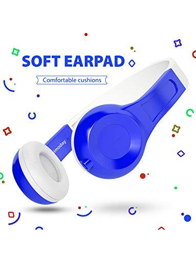mimoday kids headphones2019 upgraded picture 02 - Mimoday Kids Headphones(2019 Upgraded)