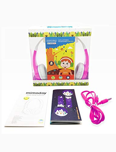 mimoday kids headphonesupgraded with photo 01 - Mimoday Kids Headphones(Upgraded) with