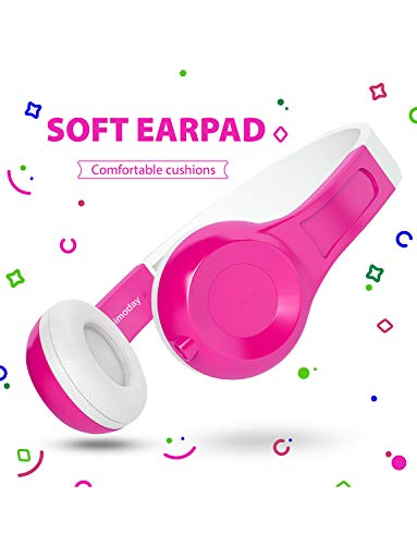 mimoday kids headphonesupgraded with photo 02 - Mimoday Kids Headphones(Upgraded) with