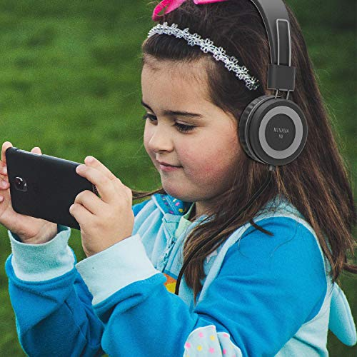 nivava k8 kids headphones image 01 - NIVAVA K8 Kids Headphones