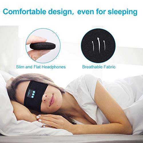 sleep headphones bluetooth sleep image 01 - Sleep Headphones, Bluetooth Sleep