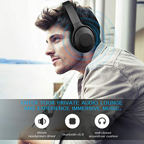 sumvov wireless headphones over photo 1 - Sumvov Wireless Headphones Over