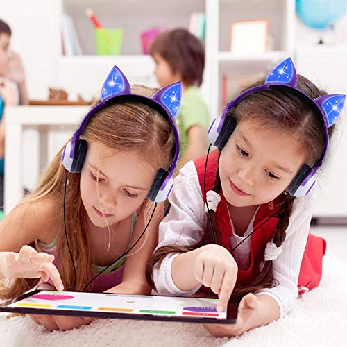Kids Headphones Cat Ear
