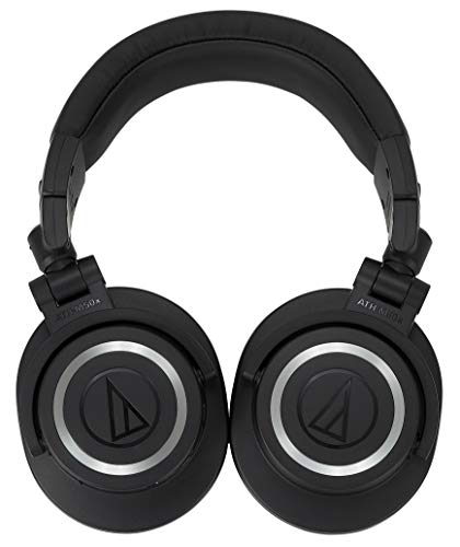 audio technica ath m50xbt wireless bluetooth image 02 - Audio-Technica ATH-M50xBT Wireless Bluetooth