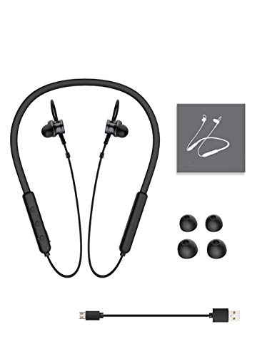 Wireless Headphones Bluetooth Earbuds IPX5 Waterproof Bluetooth 5.0 Noise Cancelling Magnetic Stereo HD Mic for Gym,Running,Driving