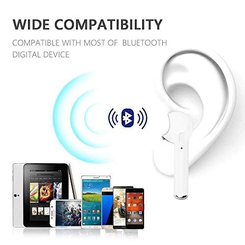 Wireless Bluetooth Earbuds with